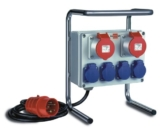Baustromverteiler Brennenstuhl kompakt