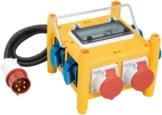 Brennenstuhl Kompakter Stromverteiler