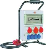 Brennenstuhl tragbarer Stromverteiler