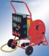 Gifas Electric Stahlblechleitungsroller