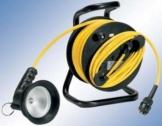 Gifas Electric Vollgummi-Leitungsroller
